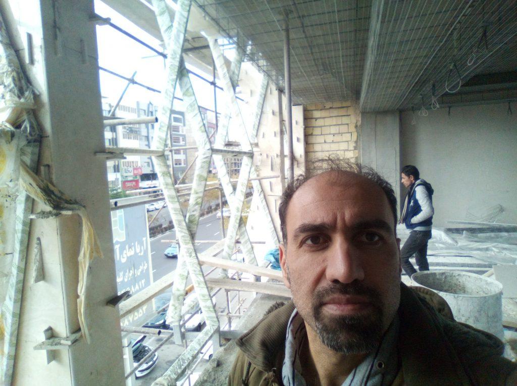 Implement Glass façade