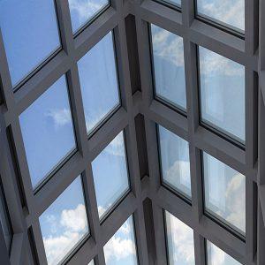 Skylight Curtain Wall