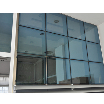 Specifications of Frame less Glass Façade