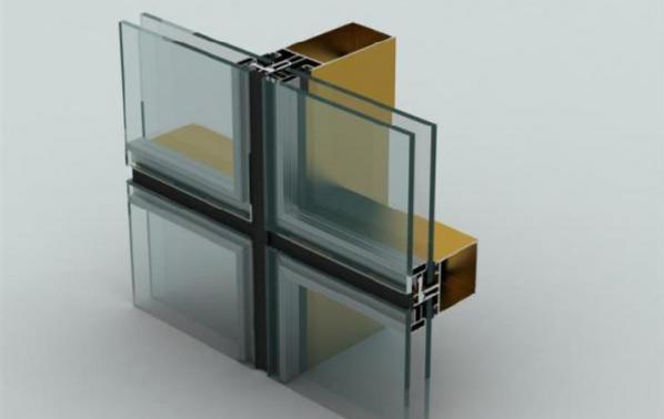 Curtain Wall Glass Façade