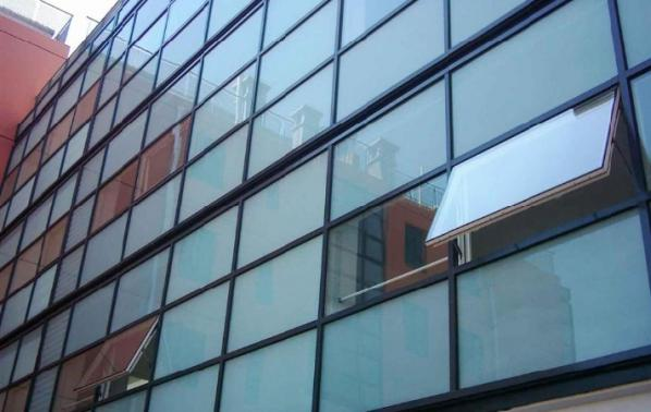 Prices for all types of glass facades