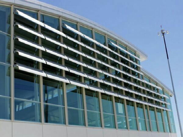 Selling all kinds of glass facades