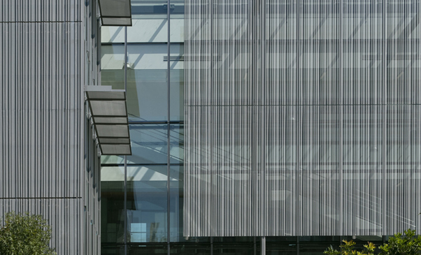 curtain wall facade