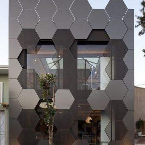 modern façade materials