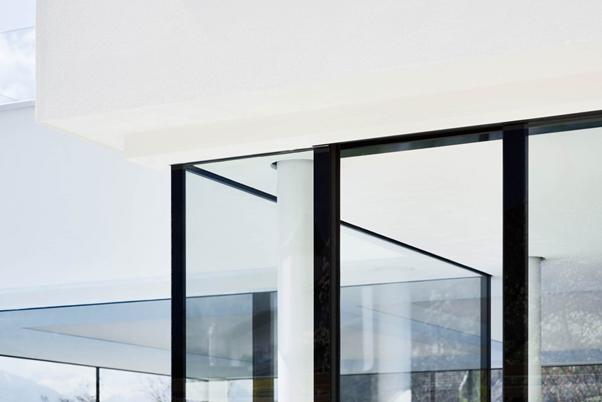 Curtain Wall windows