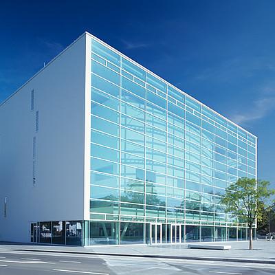 Verkauf aller Arten von Glasfassaden