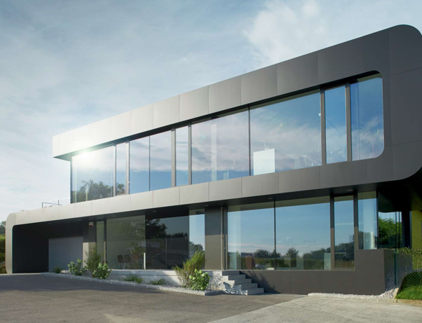 Composite facade and everything you need to know about it